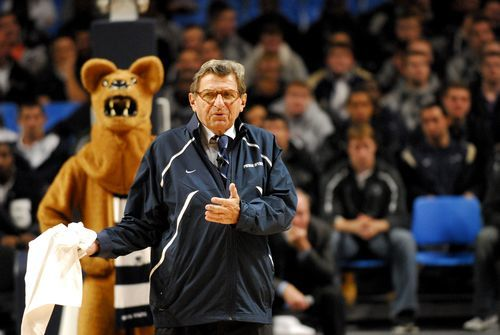 Joe Paterno became Joe Pa, elevating him to godlike status in Paternoville.