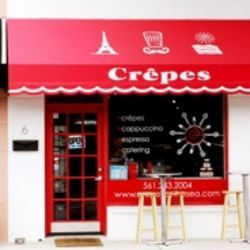 Crepes by the Sea