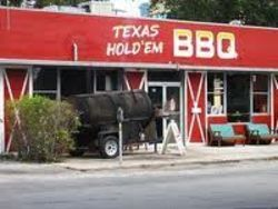Texas Hold \'Em BBQ — Downtown