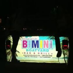 Bimini Boatyard Bar &amp; Grill