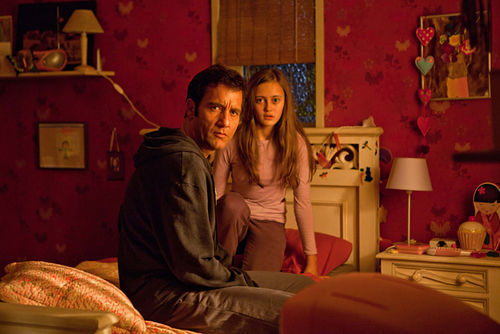 Clive Owen  in Intruders.