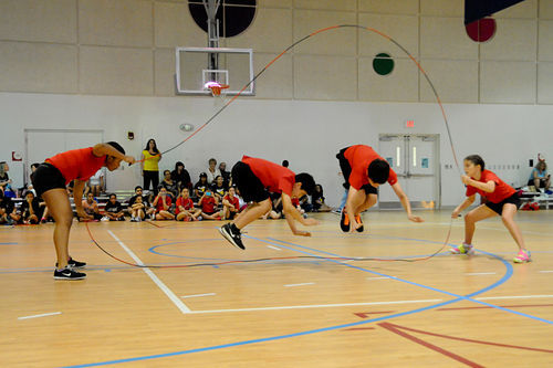 Double dutch has evolved from a game played on the streets of New York to a highly competitive sport.