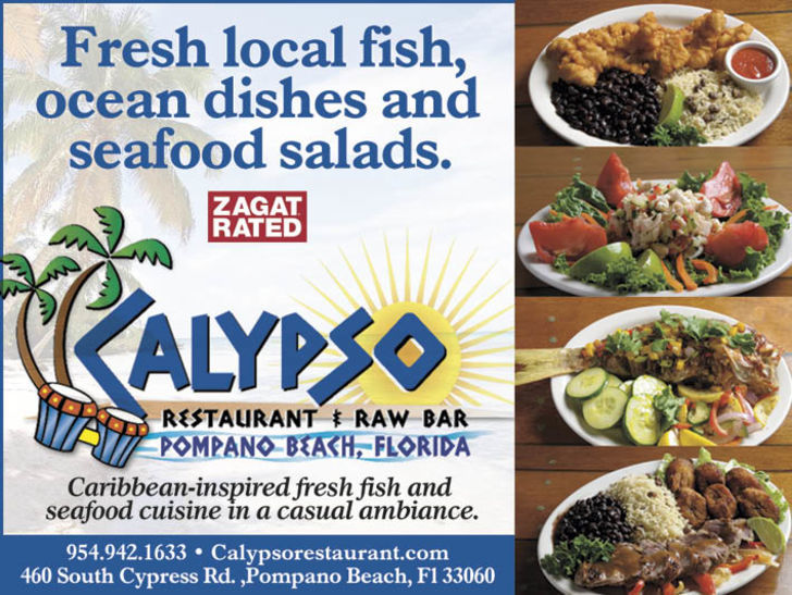 Calypso Raw Bar & Restaurant