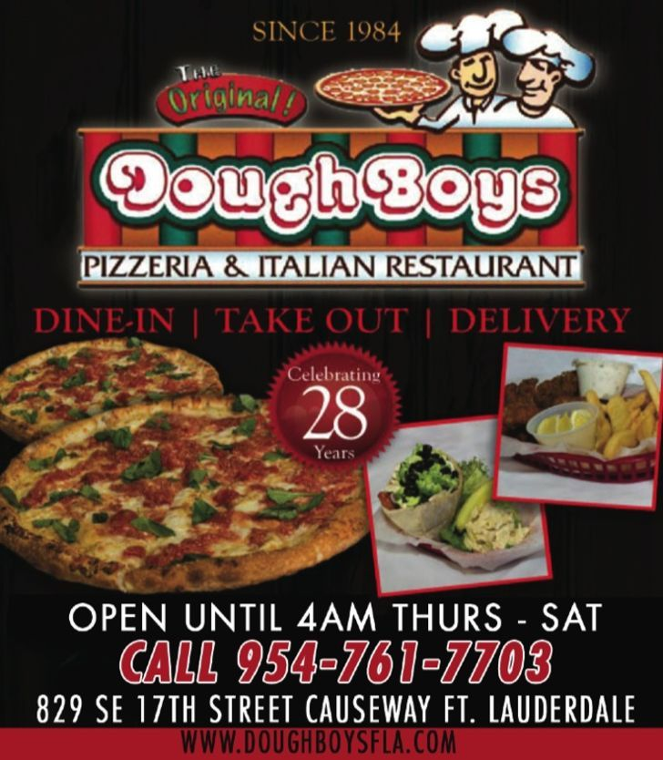 Doughboy's Pizzeria