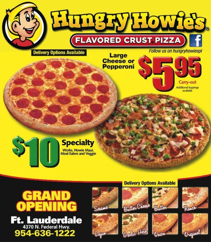 Hungry Howie's Ft Lauderdale