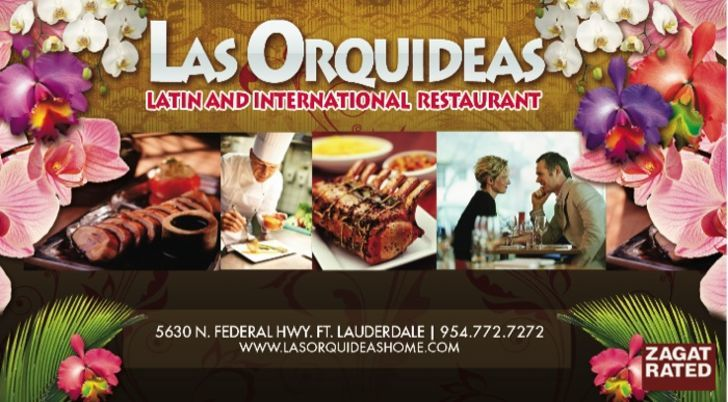Las Orquideas Restaurant