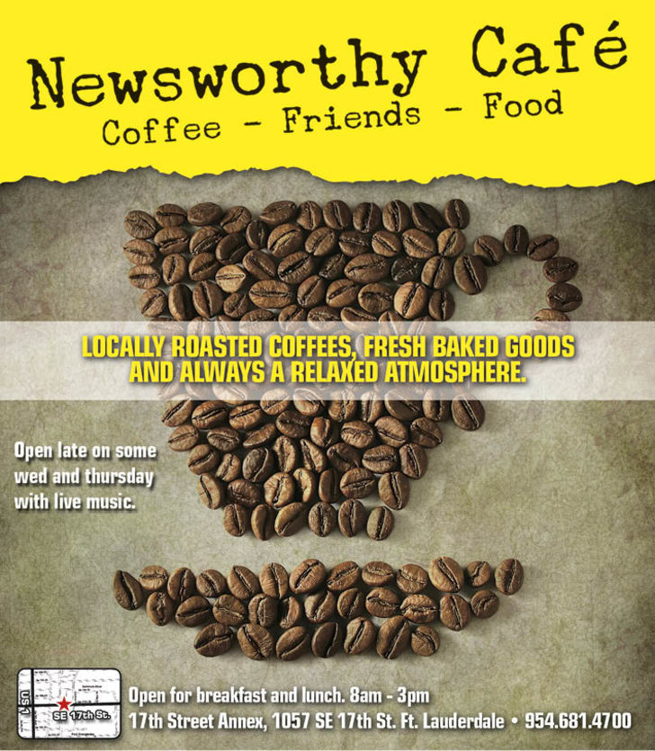 Newsworthy Cafe