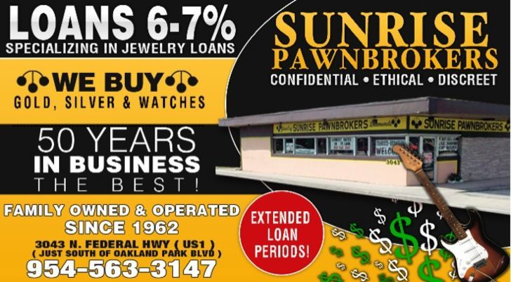 Sunrise Pawnbrokers