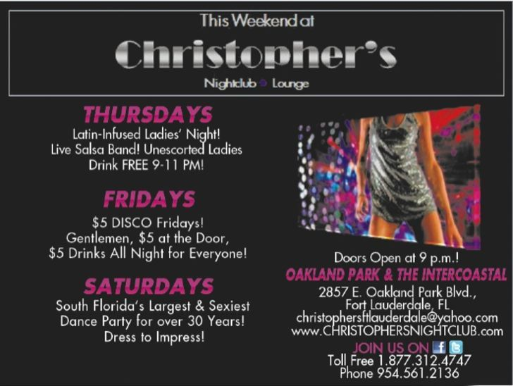 Christopher's Nightclub Lounge