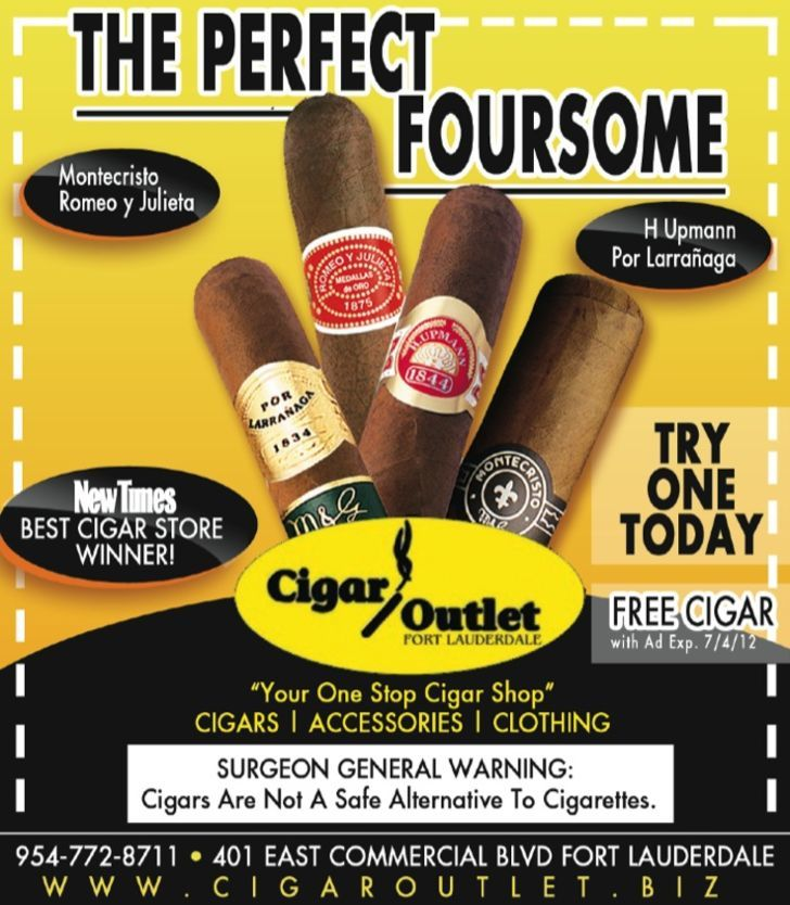 Cigar Outlet