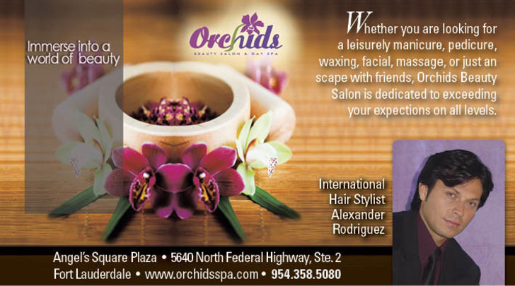 Orchids Beauty Salon & Day Spa