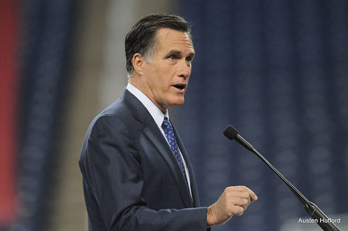 Republican presidential nominee Mitt Romney is the poster child of offshore tax schemes.