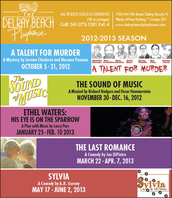 Delray Beach Playhouse