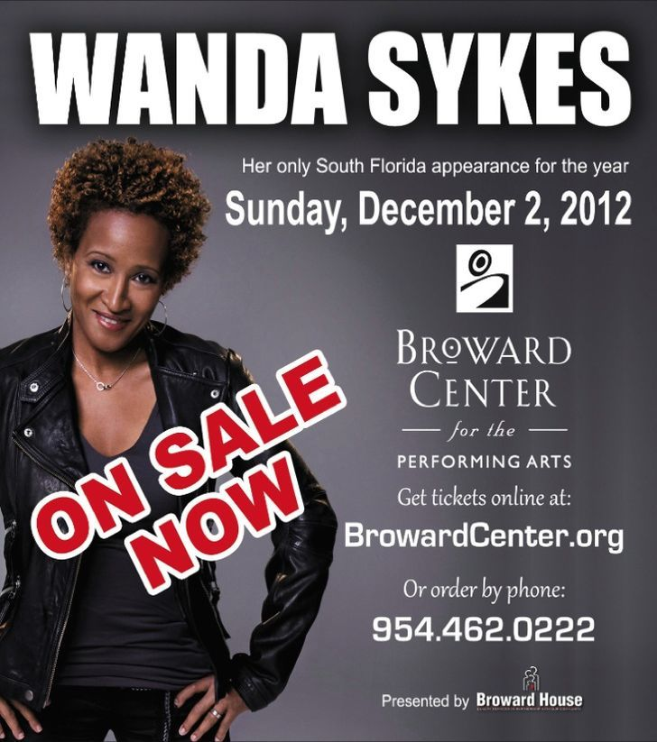 Wanda Sykes