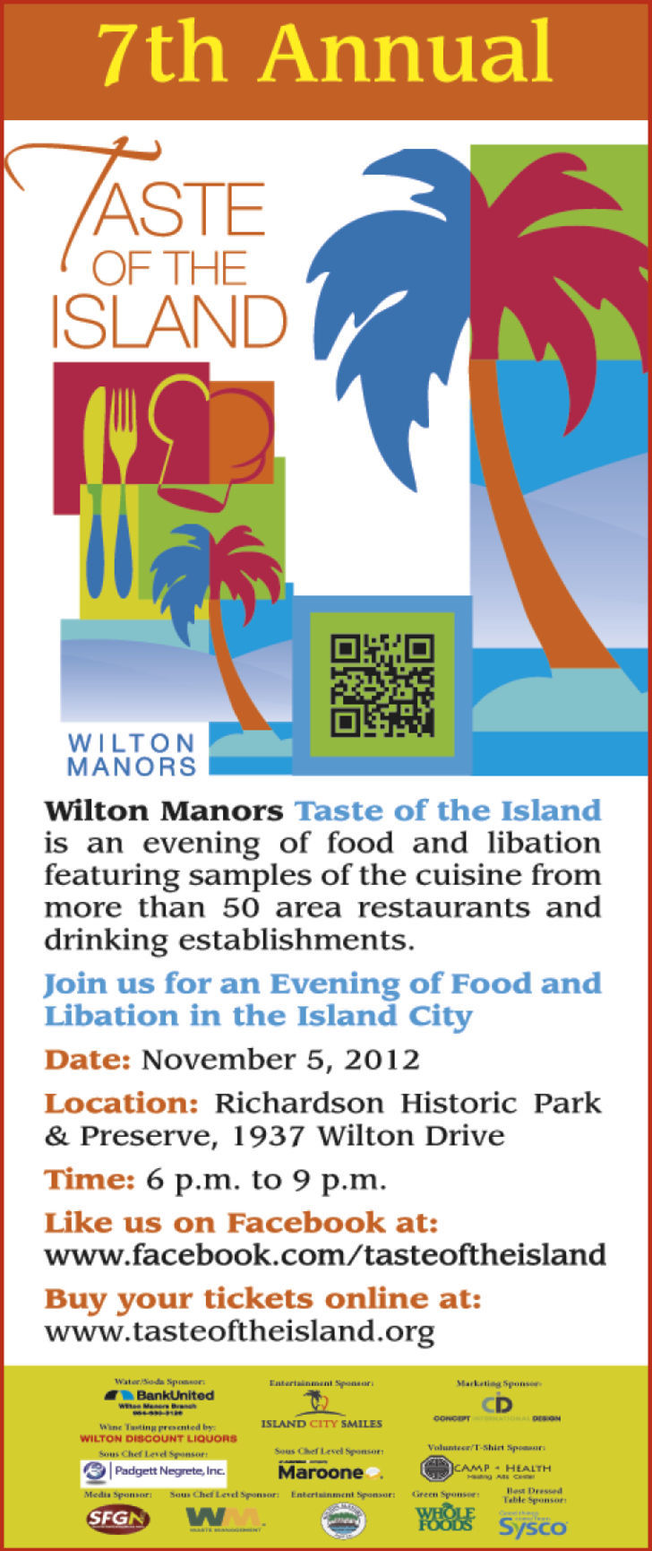Taste of the Island