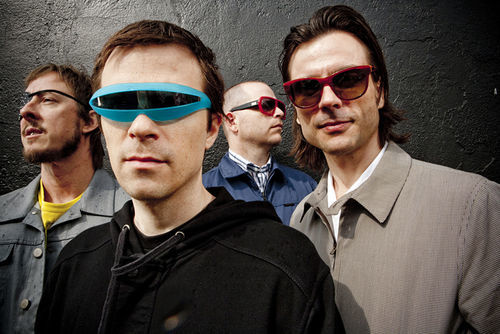 The guys in Weezer see the world differently.