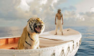 "Ang Lee's ""Life of Pi"" Boasts Great 3-D Visuals but Not Much Else"