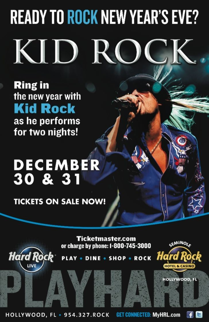 Hard Rock Live - Hollywood