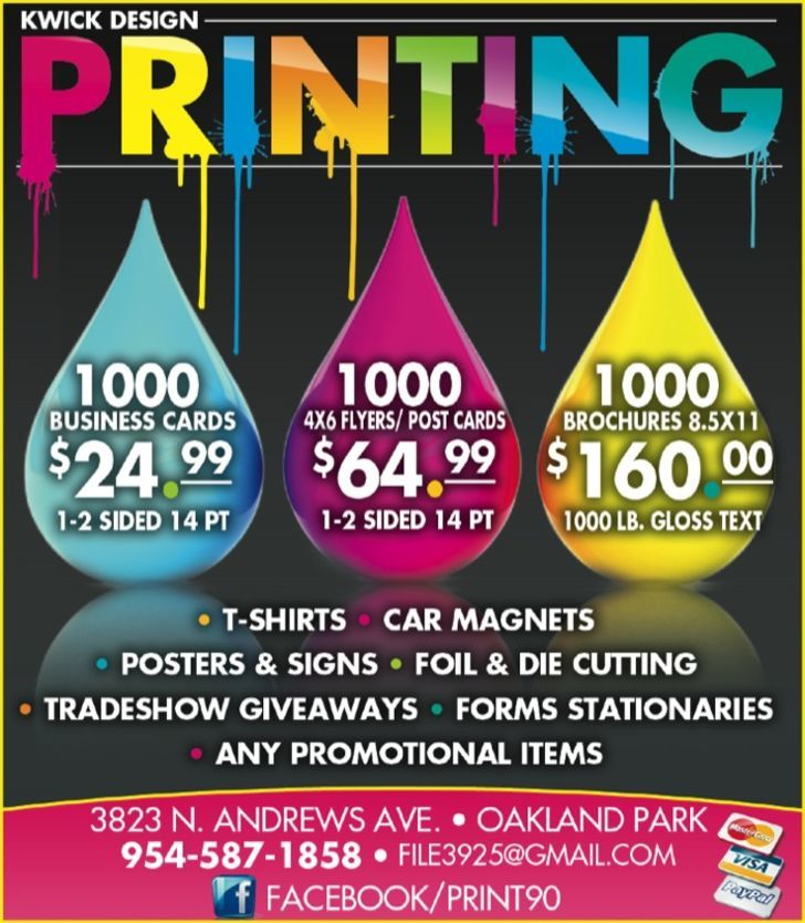 Kwick Design Printing