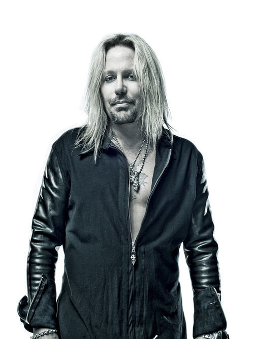 Vince Neil: Crüe you.