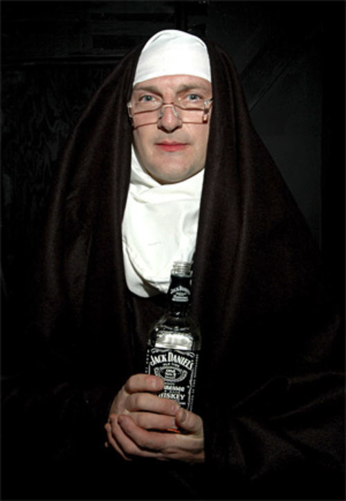 Sister Mary Ignatius says get down with dogma.