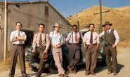 L.A.'s Finest: Gangster Squad's Cop Turned Screenwriter Faces the Thin Blue Line Edit
