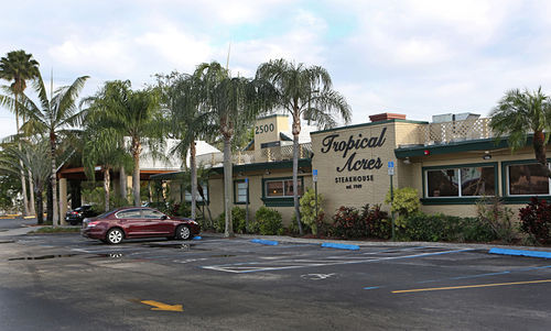 Tropical Acres has reopened after a fire in 2011 forced it to close for six months.
