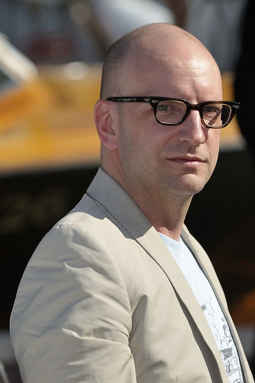 "Steven Soderbergh: ""One of the things that I do when we're editing is, three or four times a week I watch the whole film from beginning to end. Nothing will cure you faster of being in love with your own stuff than that."""