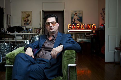 Roman Coppola and Charlie Sheen have been friends since meeting on the set of Apocalypse Now.