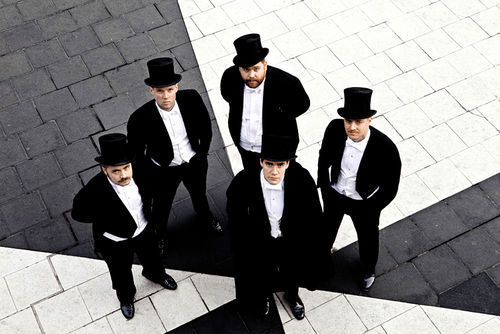 Even in top hat and tails, the Hives will have you buzzing.
