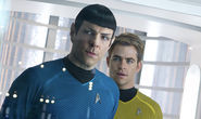 Star Trek Into Darkness Is Grand, Familiar