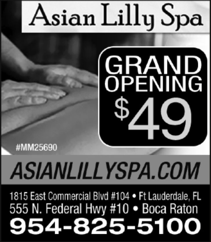 Asian Lilly Spa
