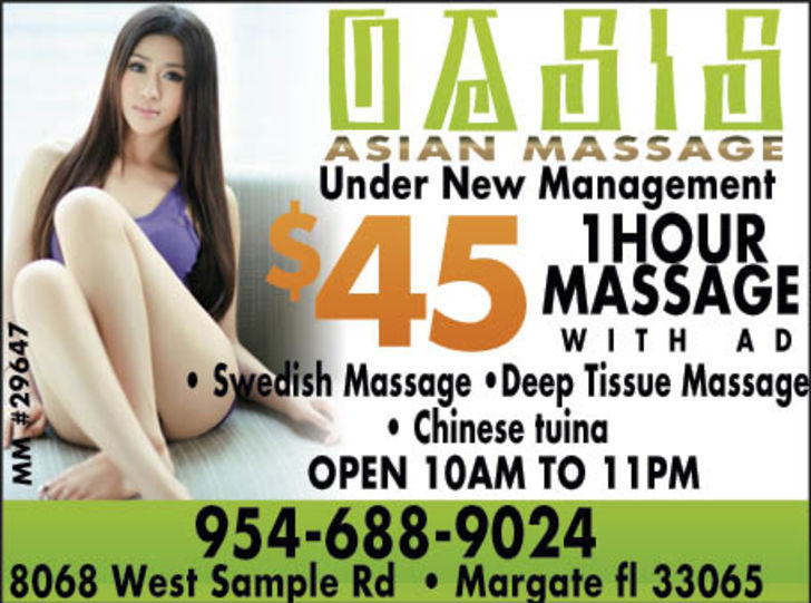 Oasis Asian Massage