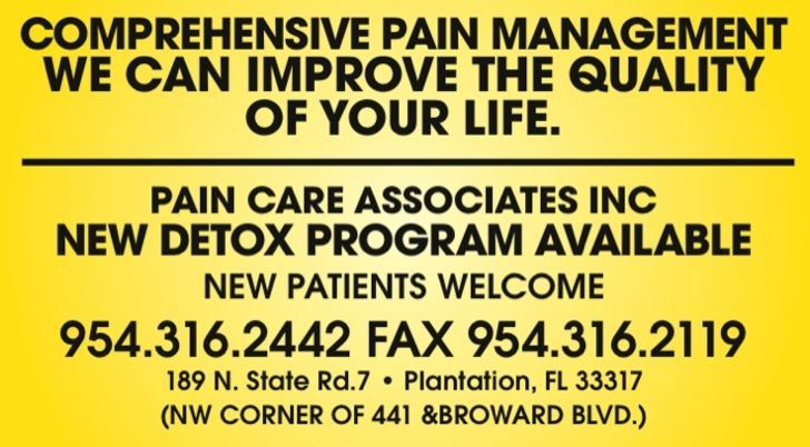 Pain Care Associates