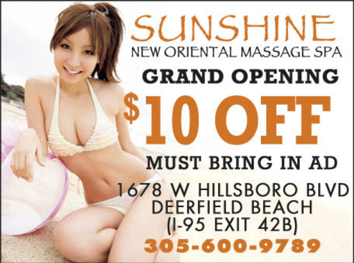 Sunshine Massage & Spa