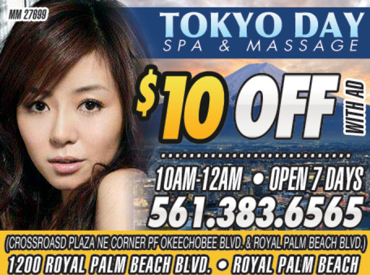 Tokyo Day Spa & Massages