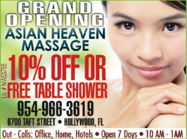 Asian Heaven Massage