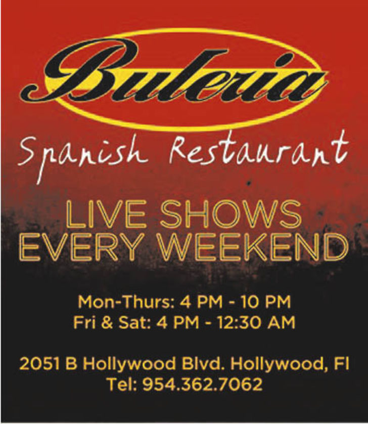 Buleria Restaurant & Bar