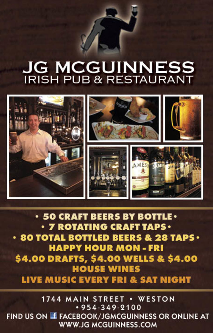 J.G. McGuinness Irish Pub & Restaurant