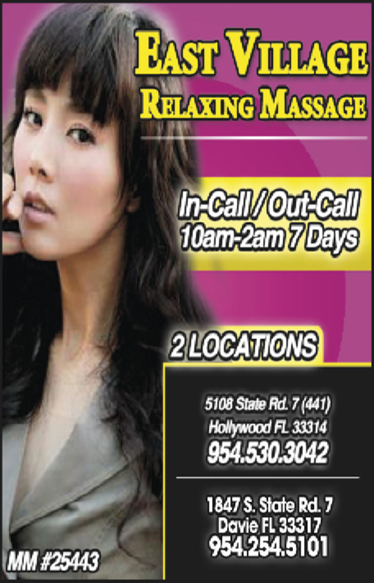 East Village Relaxing Massage