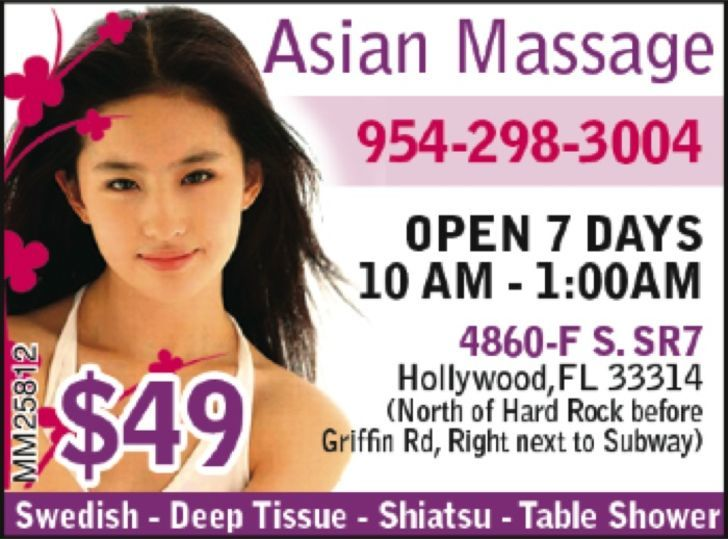 New Oriental Massage