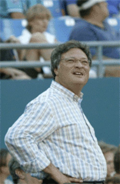 Before Jeffrey Loria looks for greener pastures, let's hit him with a proposal.