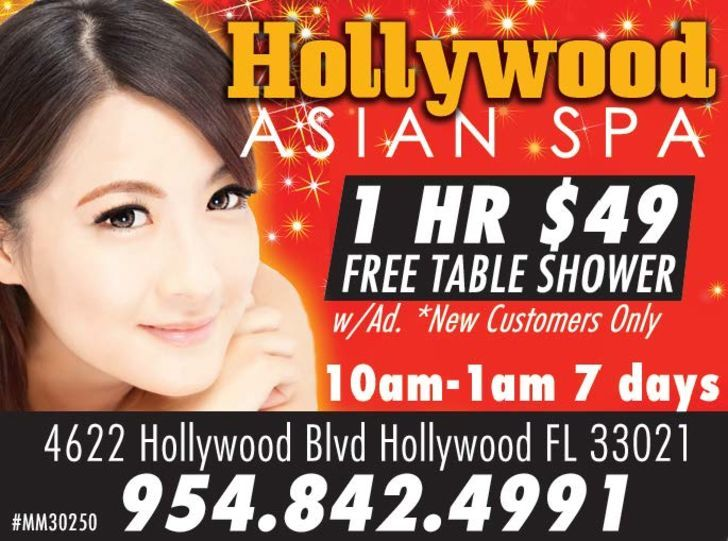 Hollywood Asian Spa