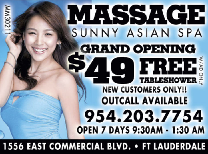 Sunny Asian Spa