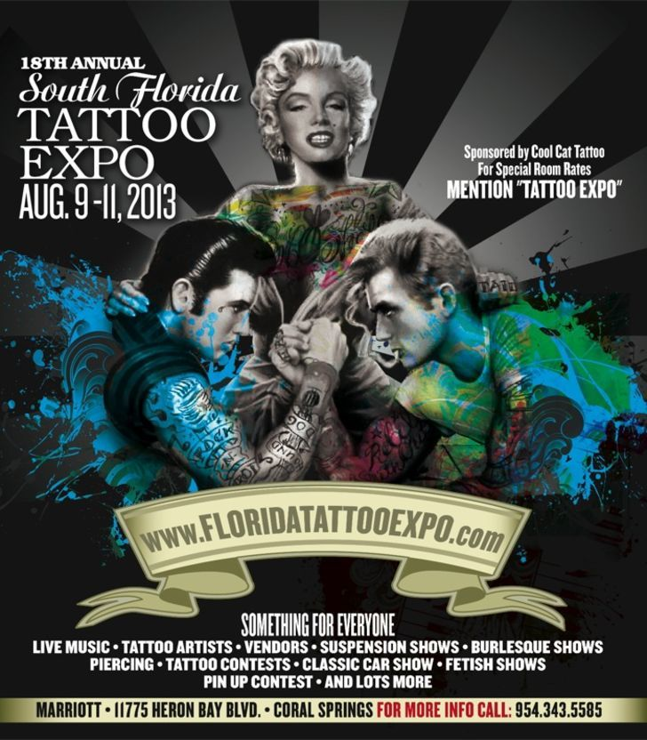 South Florida Tattoo Expo