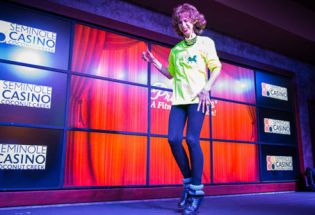 Photos: Prancercise Show at Seminole Casino