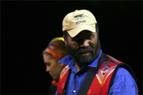 Otis Taylor on the blues: ¨African-Americans are always playing second fiddle in our own genres.¨
