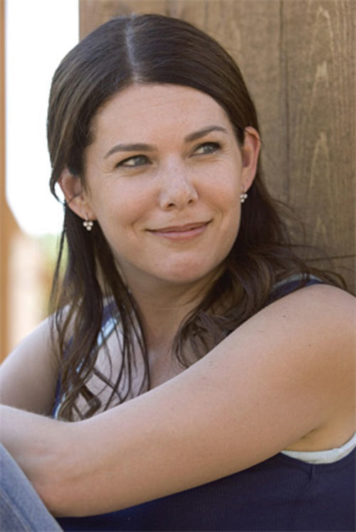 Lauren Graham (Carell's wife) does her bit.