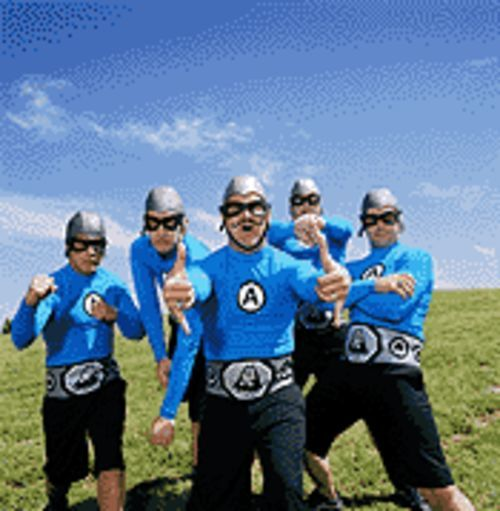 The Aquabats: Punk-rock superheroes
