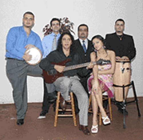 The J. Sultan Band shows you how to rock... in Arabic.